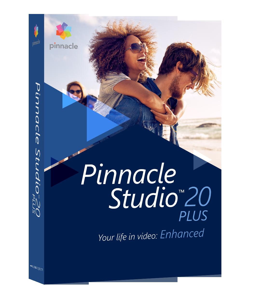 Pinnacle Studio Plus 20