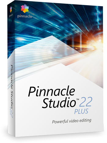 Pinnacle Studio Plus 22